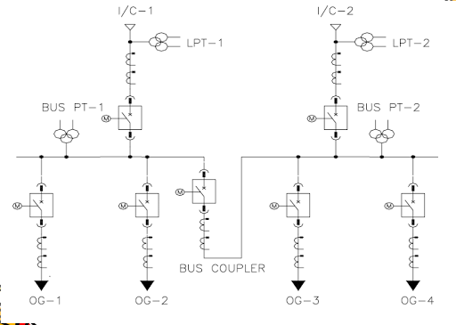 Auto Changeover Schemeon Electrical Schematic Diagrams